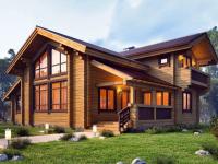 Построить дом из дерева под ключ