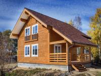 Проект и строительство деревянного  дома