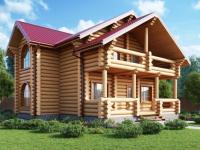 Строительство деревянного дома в Московской области