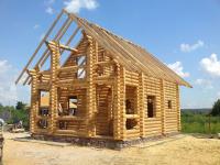 Строительство деревянного дома в Подмосковье под ключ